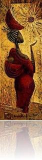 Isabelle Vital africa in art