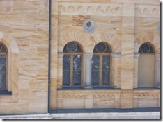 detalhe de janelas