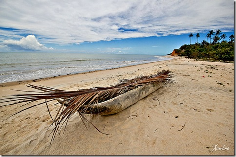 canoa indígena prado