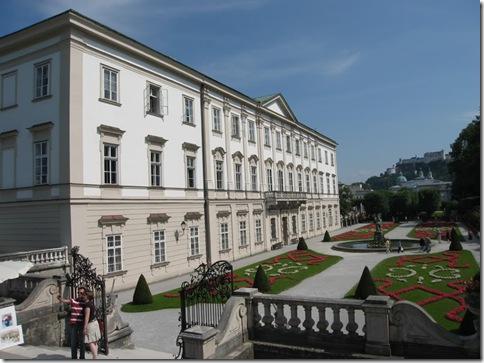 Palácio mirabell 3