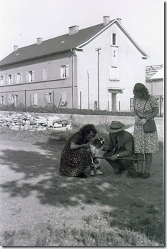 Keny_Michèle_Albert e Germaine