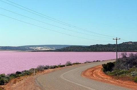 Hutt Lagoon, Australia3