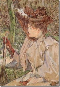1891_Mulher com luvas