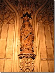Catedral Albi 22_estátua de Ester