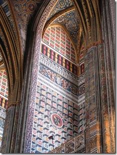 Catedral Albi 50_pintura dos muros