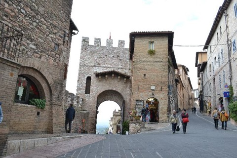 Assisi_02_A cidade